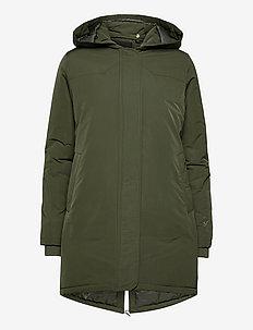 Parka jacket - parkas - military