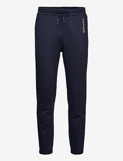 UNISEX - Organic felpa sweat pant - vêtements - night