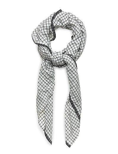 Checked scarf - COMBO A