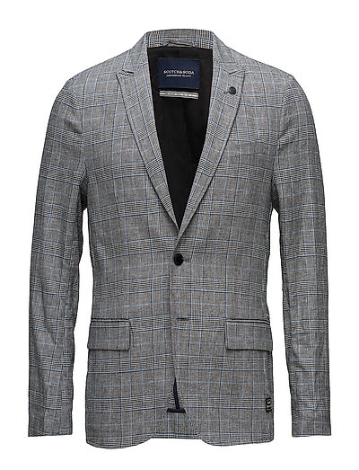 Ams Blauw casual suit jacket - COMBO A