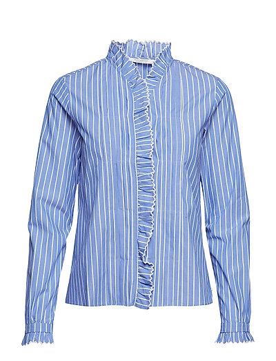 SCOTCH & SODA Clean Shirt Langärmliges Hemd Blau SCOTCH & SODA