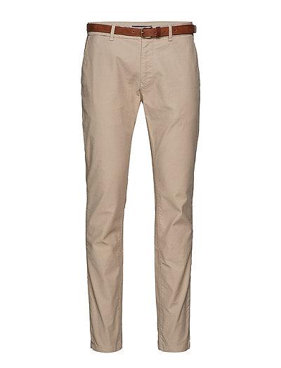 SCOTCH & SODA Stuart-Classic Garment Dyed Chino Chinos Hosen Bunt/gemustert SCOTCH & SODA
