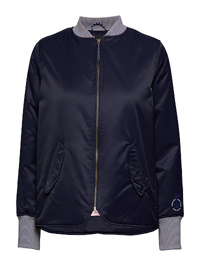 Amsterdams Blauw Women Bomberjacke Blau SCOTCH & SODA | SCOTCH & SODA SALE