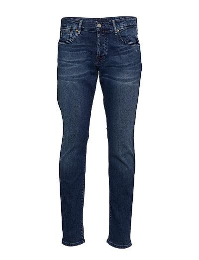 SCOTCH & SODA Ralston - Get Knotted Slim Jeans Blau SCOTCH & SODA