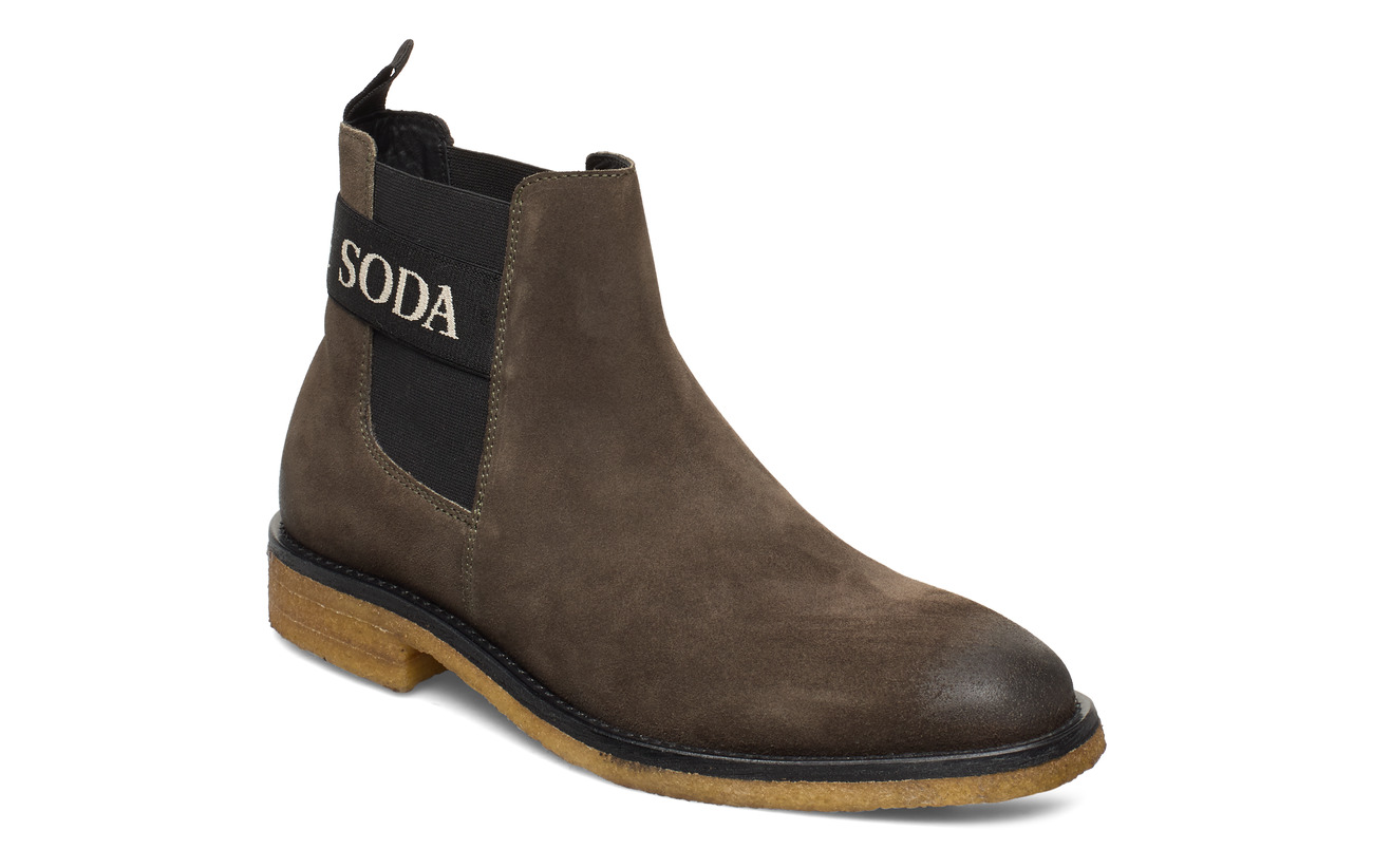 Scotch & Soda Shoes Picaro Chelsea - FOREST GREEN