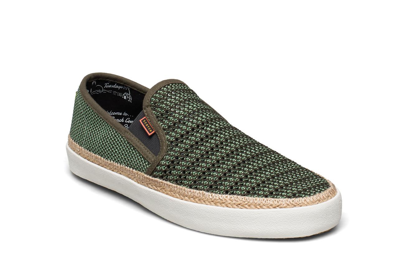 Scotch \u0026 Soda Shoes Izomi Slip-on Shoes
