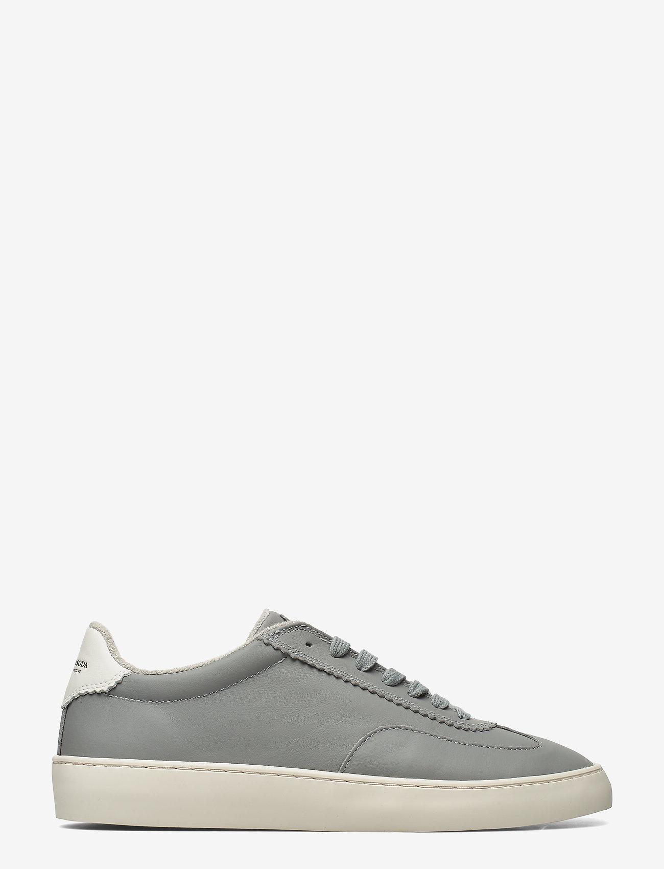 Scotch & Soda Shoes - Plakka Sneaker - low tops - mid grey - 1