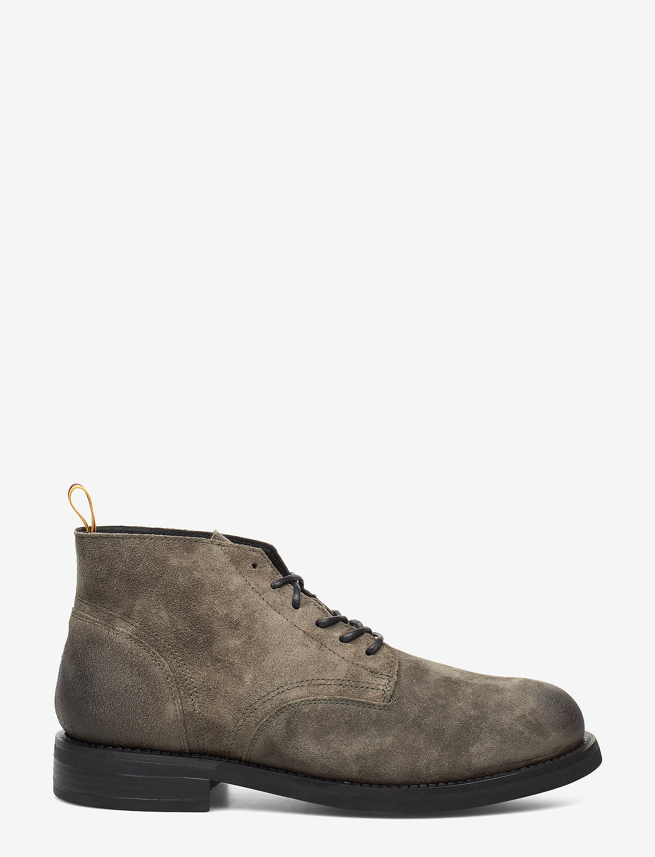 Scotch & Soda Shoes - Daan Low lace - veter schoenen - forest green - 1