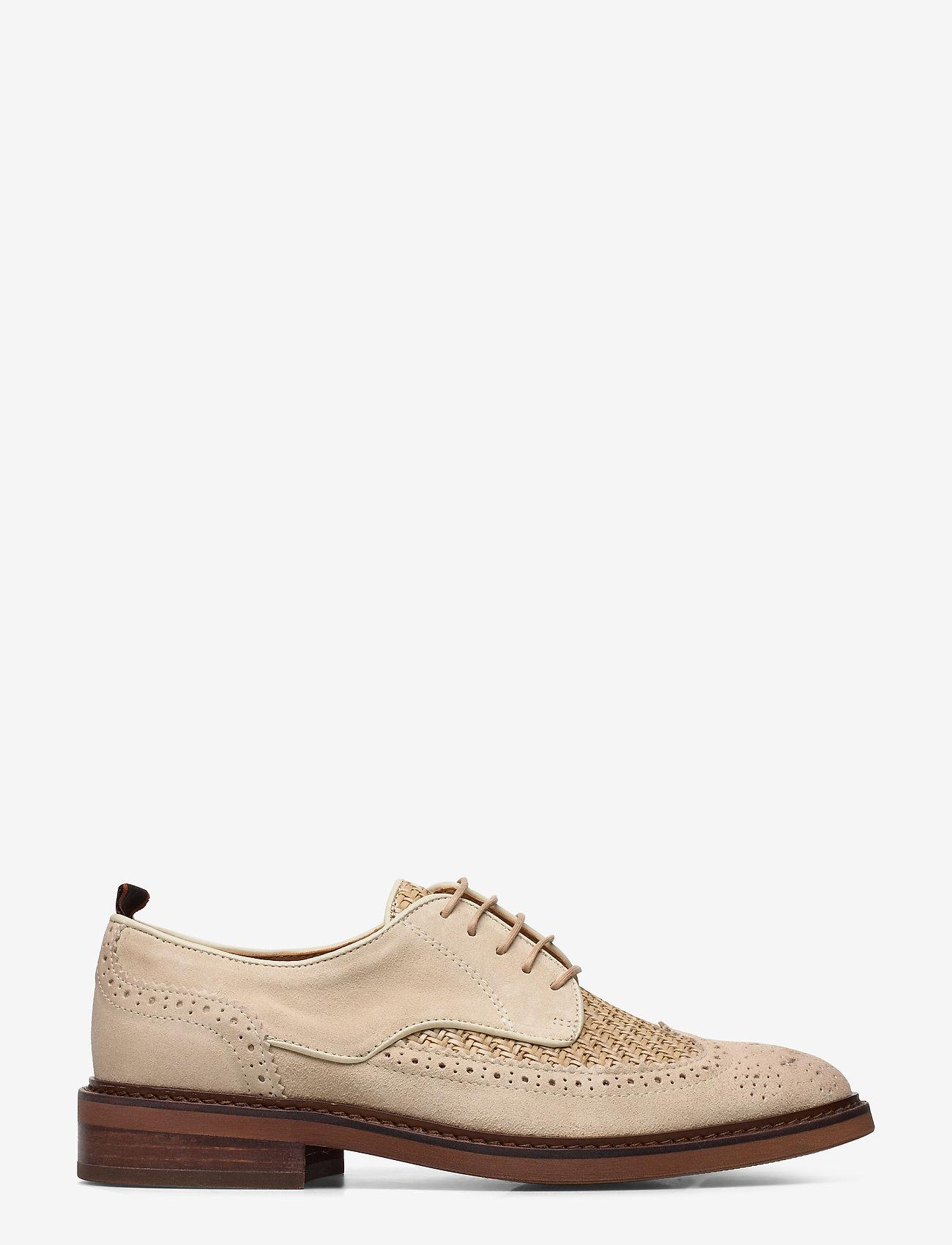 Scotch & Soda Shoes - Merapi Low lace - snøresko - sand - 1