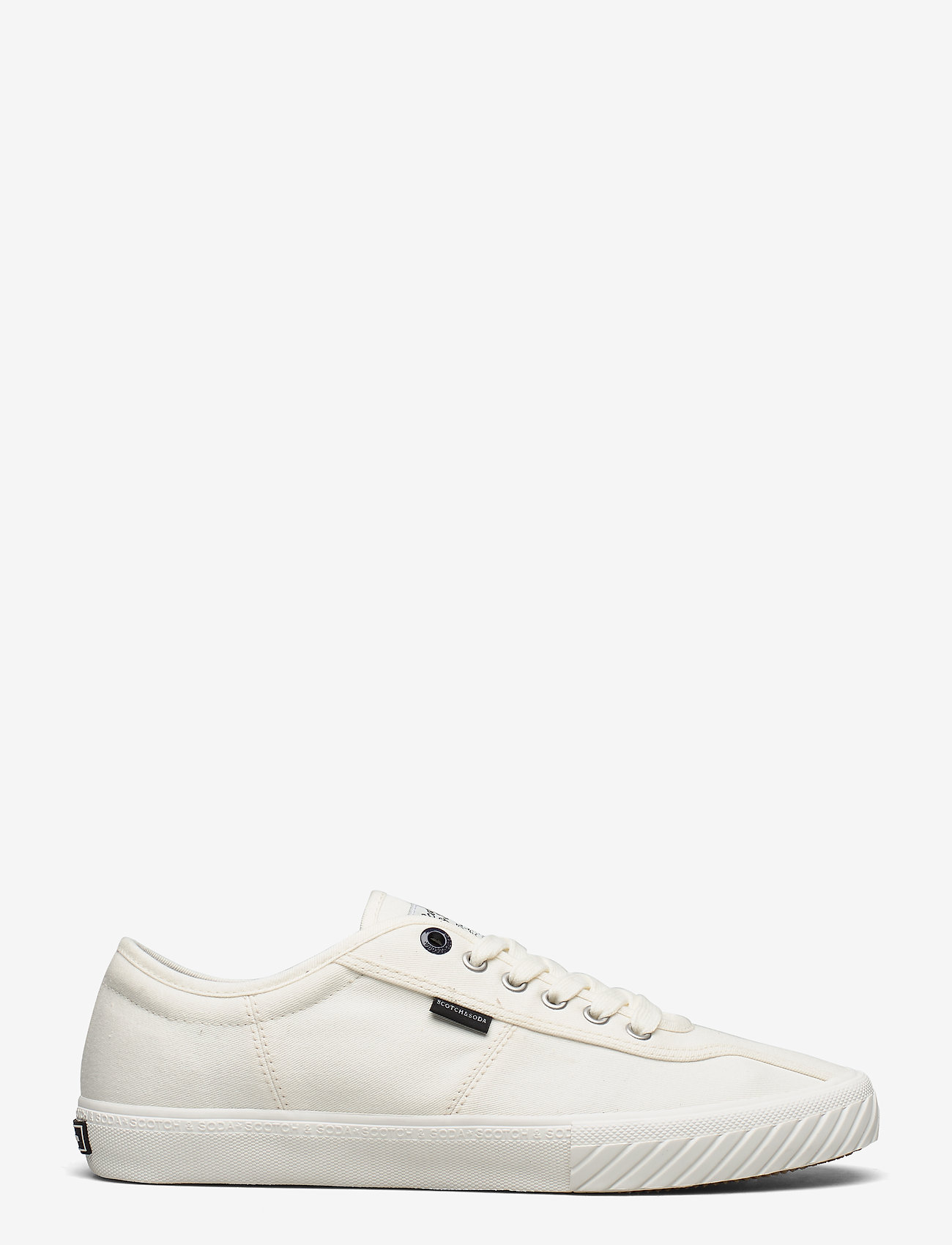 Scotch & Soda Shoes - Parcifal Low lace - low tops - off white - 1