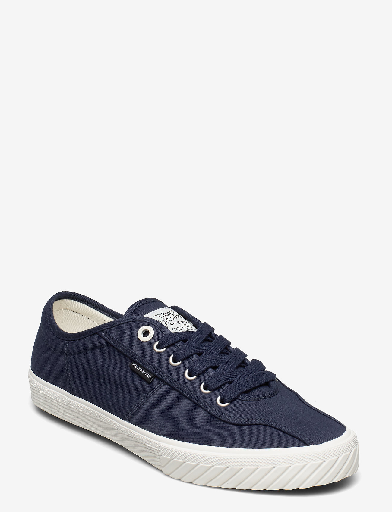 Scotch & Soda Shoes - Parcifal Low lace - low tops - marine - 0