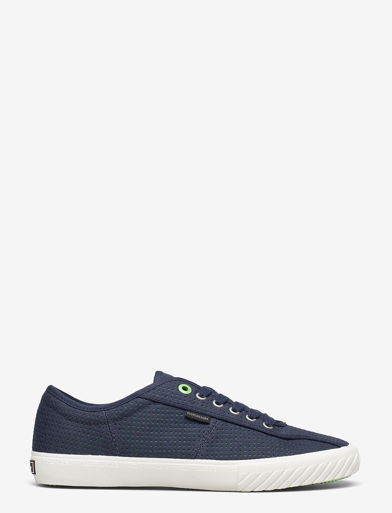 Scotch & Soda Shoes - Parcifal Low lace - low tops - marine - 1