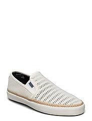 Izomi Slip-on shoes - OFF WHITE