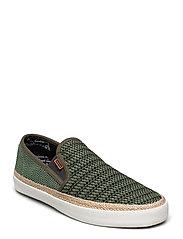 Izomi Slip-on shoes - MILITARY GREEN