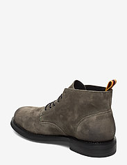 Scotch & Soda Shoes - Daan Low lace - veter schoenen - forest green - 2