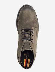 Scotch & Soda Shoes - Daan Low lace - veter schoenen - forest green - 3