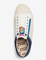 Scotch & Soda Shoes - Menton Low lace - low tops - off white - 3