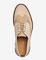 Scotch & Soda Shoes - Merapi Low lace - snøresko - sand - 3
