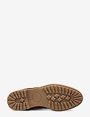Scotch & Soda Shoes - Borrel Mid laceboot - chelsea boots - cognac - 4