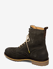 Scotch & Soda Shoes - Borrel Mid laceboot - bottes lacées - forest green - 2