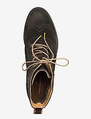 Scotch & Soda Shoes - Borrel Mid laceboot - bottes lacées - forest green - 3
