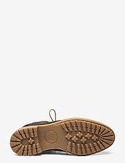 Scotch & Soda Shoes - Borrel Mid laceboot - bottes lacées - forest green - 4