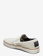 Scotch & Soda Shoes - Izomi Slip-on shoes - baskets slip-ons - off white - 2