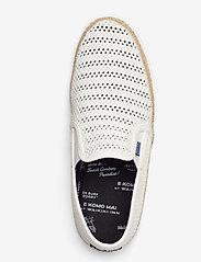 Scotch & Soda Shoes - Izomi Slip-on shoes - baskets slip-ons - off white - 3