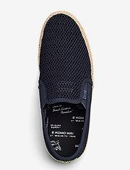 Scotch & Soda Shoes - Izomi Slip-on shoes - baskets slip-ons - marine - 3