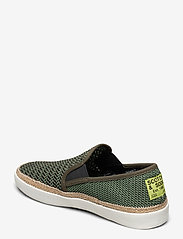 Scotch & Soda Shoes - Izomi Slip-on shoes - baskets slip-ons - military green - 2