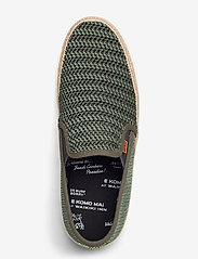 Scotch & Soda Shoes - Izomi Slip-on shoes - baskets slip-ons - military green - 3