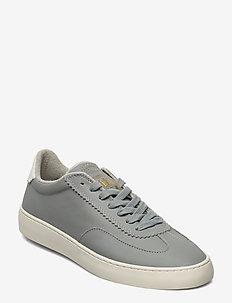 Plakka Sneaker - przed kostkę - mid grey