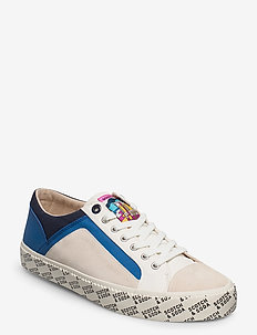 Menton Low lace - laag sneakers - off white