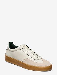 Plakka Sneaker - przed kostkę - off white