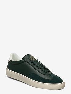 Plakka Sneaker - przed kostkę - dark green