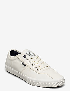 Parcifal Low lace - laag sneakers - off white