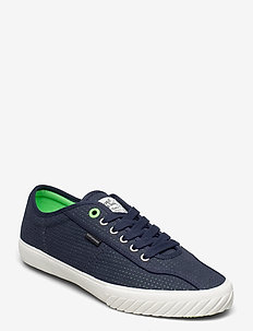 Parcifal Low lace - low tops - marine