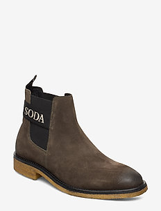 Picaro Chelsea - chelsea boots - forest green