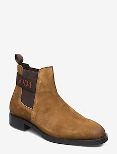 Picaro Chelsea - chelsea boots - cognac