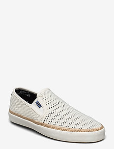 Izomi Slip-on shoes - baskets slip-ons - off white