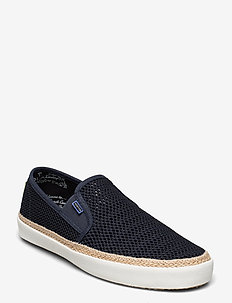 Izomi Slip-on shoes - chaussures slip-ons - marine