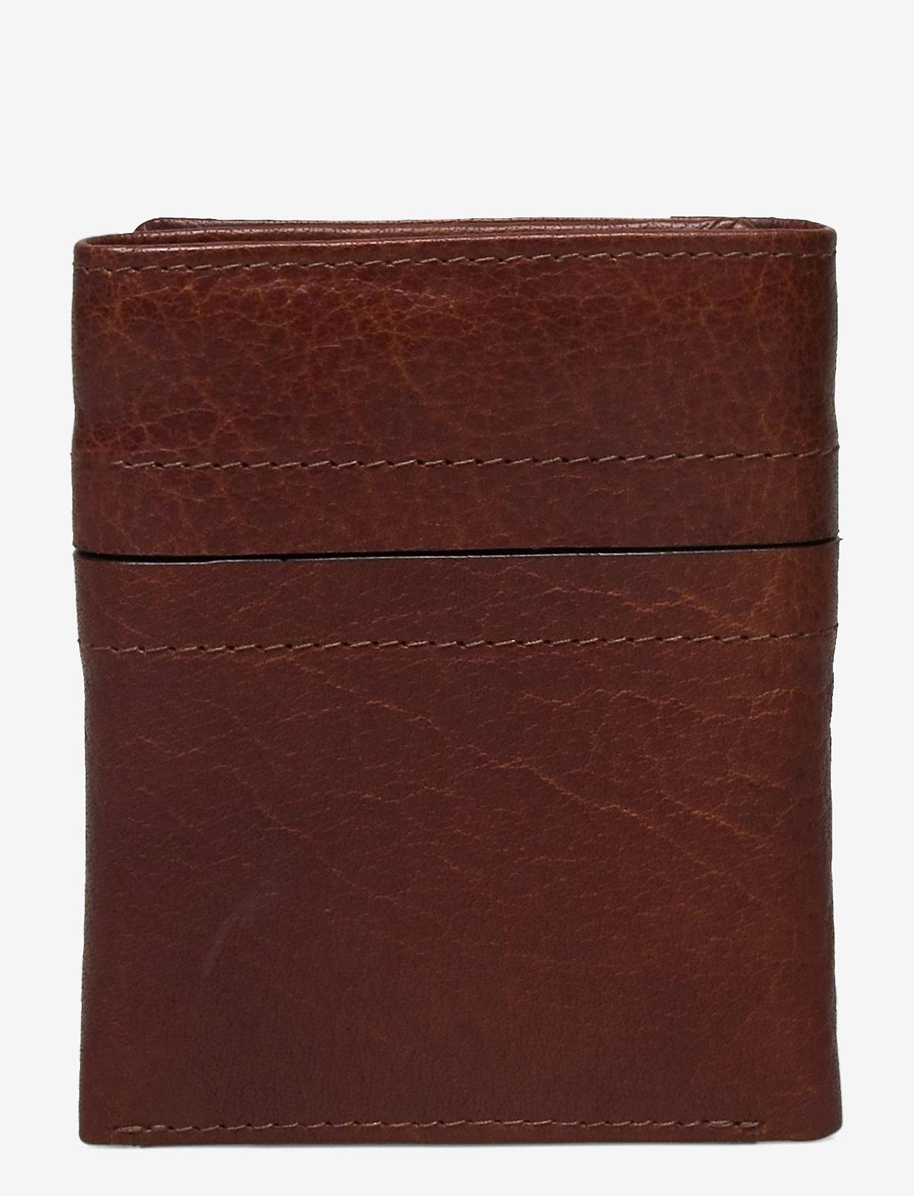 Saddler - Reims - wallets - midbrown - 1