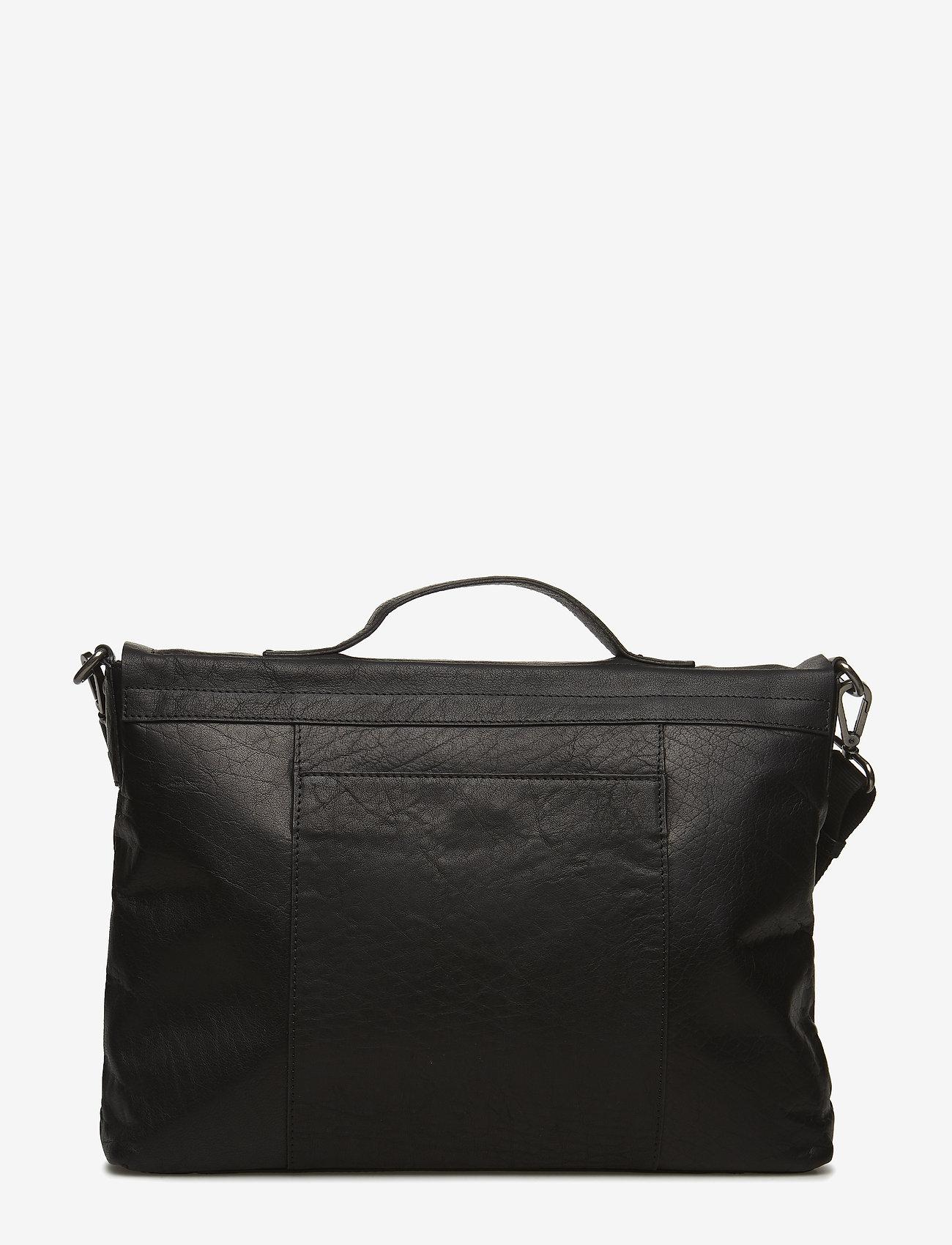 Saddler - Ålesund - laptop bags - black - 1