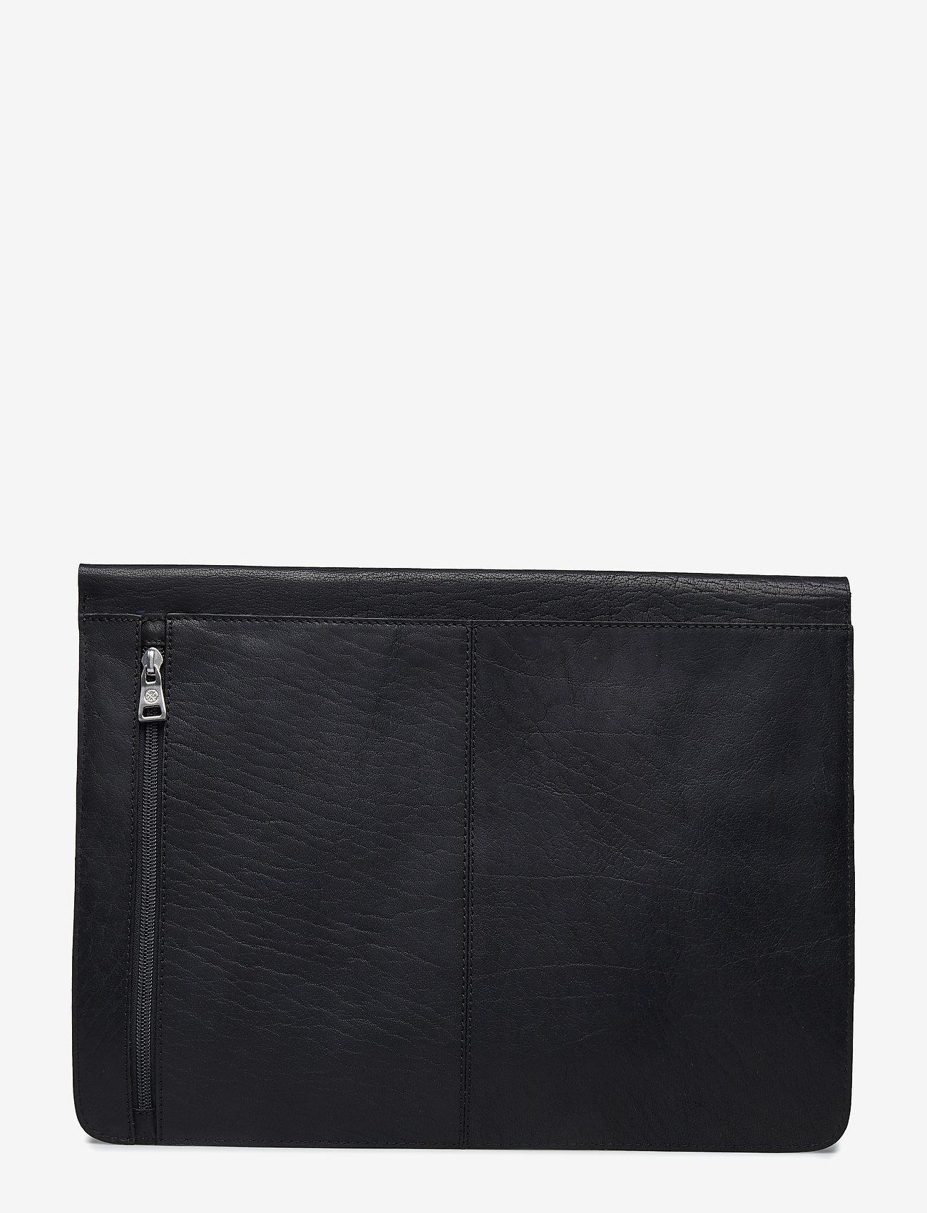 Saddler - Jarl - laptop bags - black - 1