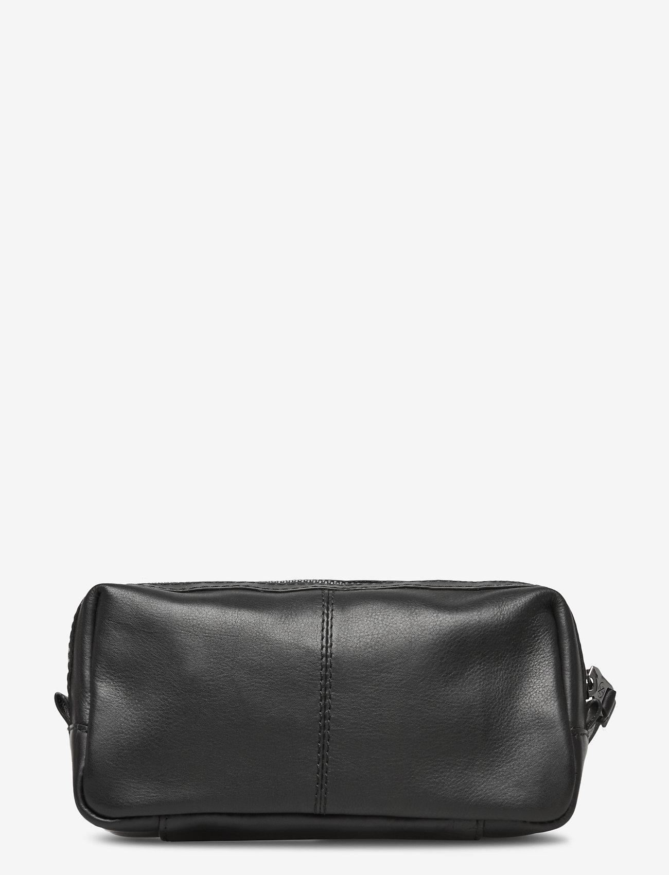 Saddler - Jake - toiletry bags - black - 1