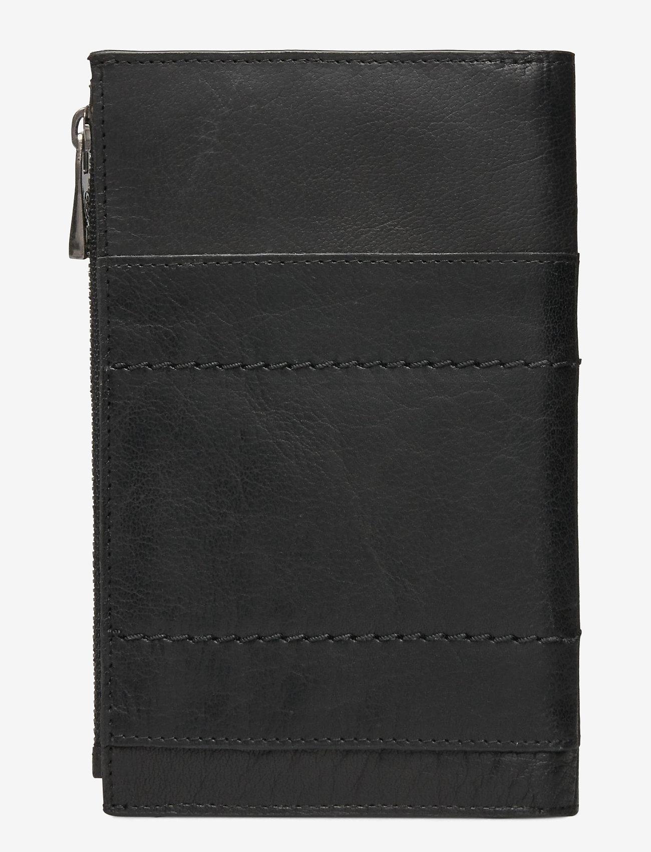 Saddler - Kyle - wallets - black - 1