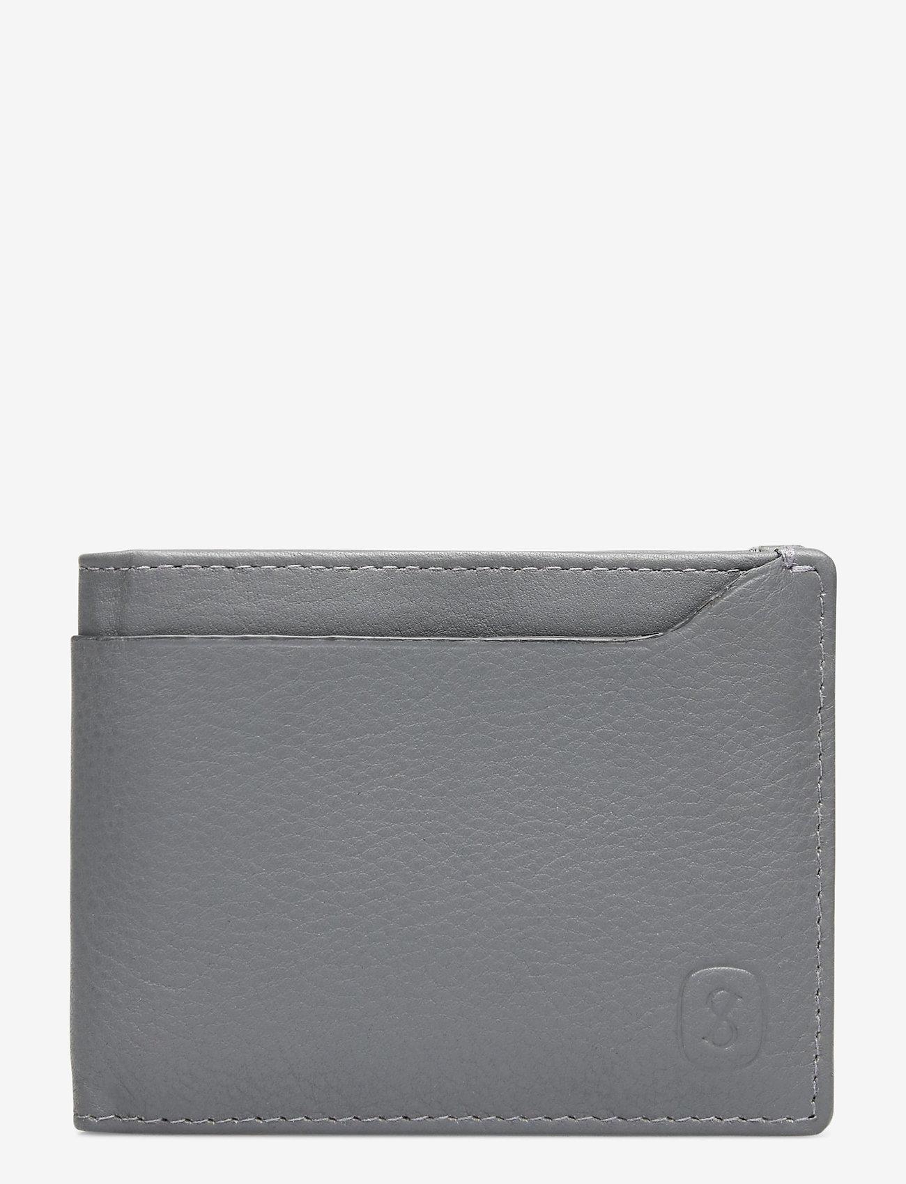 Saddler - Liam - card holders - grey - 0