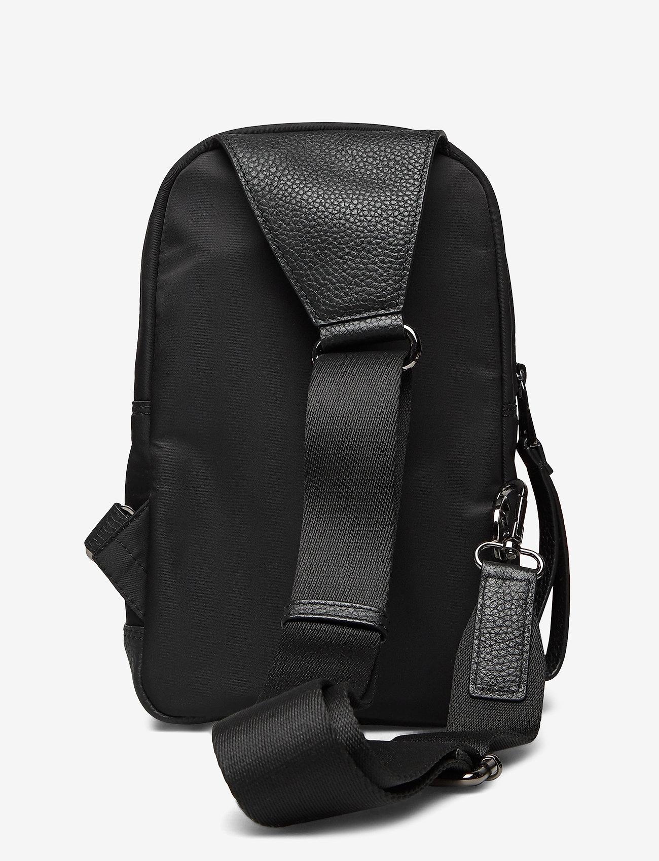 Saddler - Sydney - backpacks - black/black - 1
