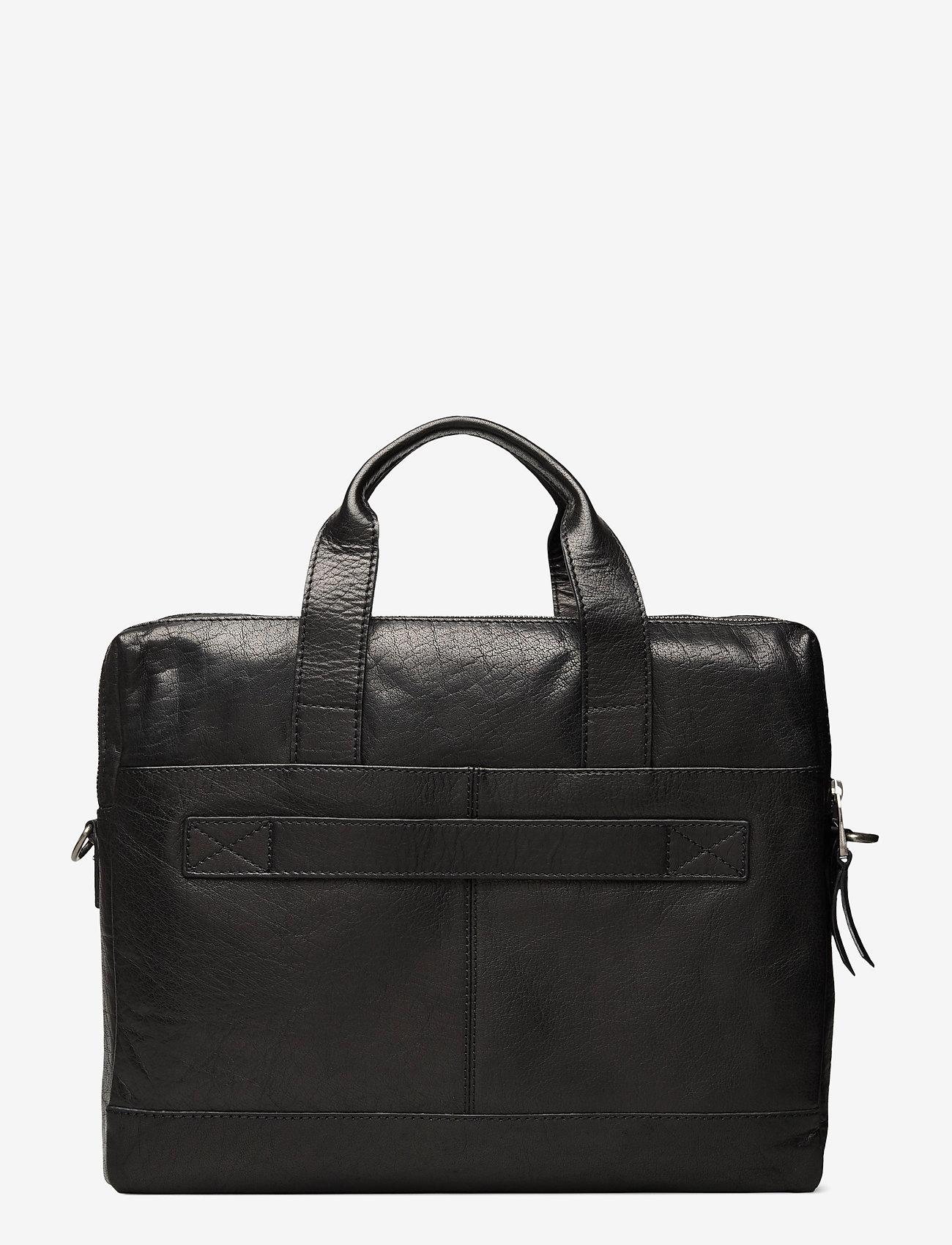 Saddler - Adam - briefcases - black - 1