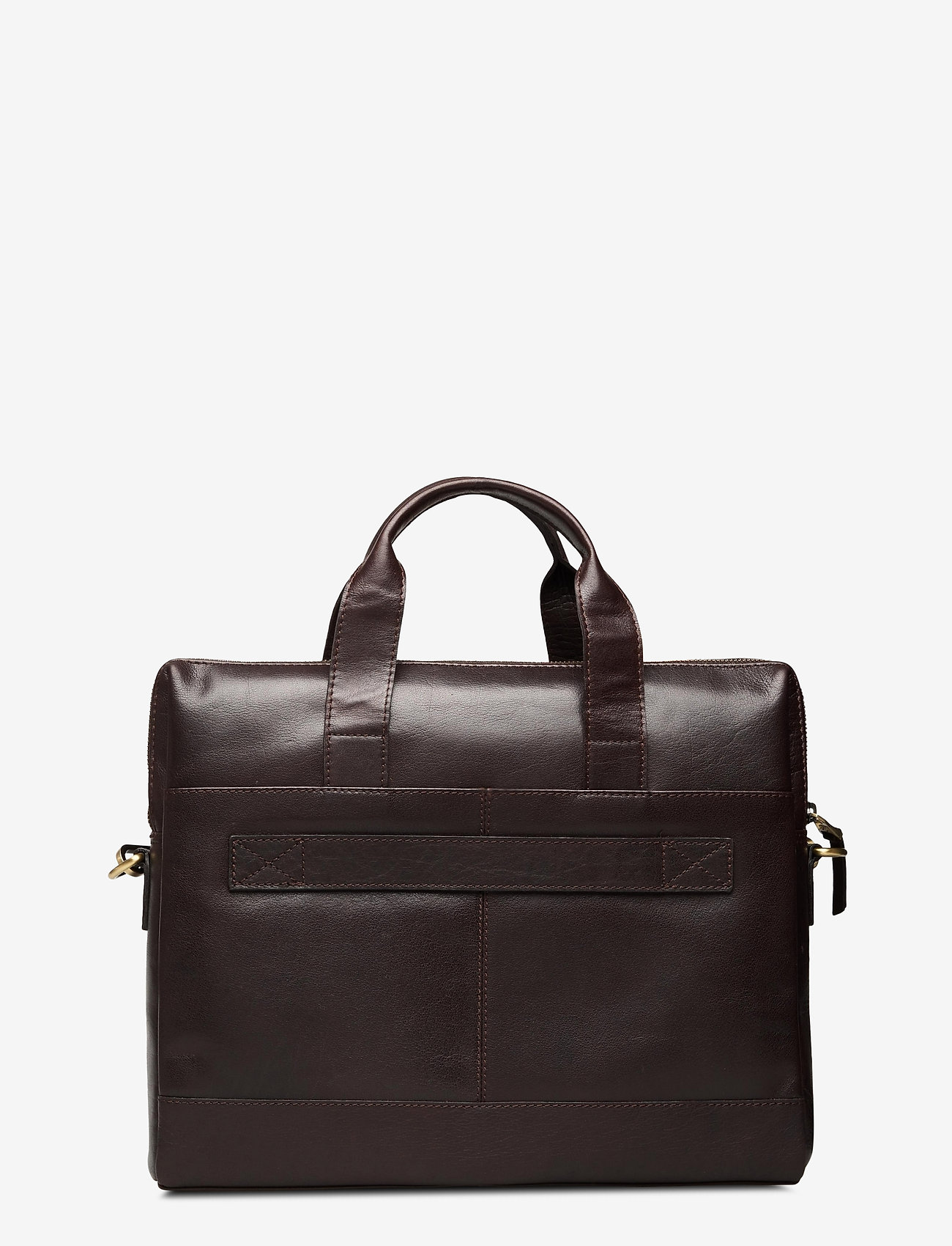 Saddler - Adam - briefcases - dk.brown - 1